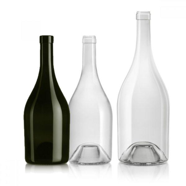 botellas para Vinos BRG exclusive