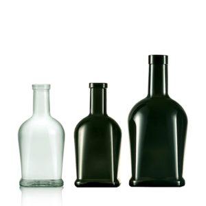envases de Aceite y Aceto Fiorentina Bassa