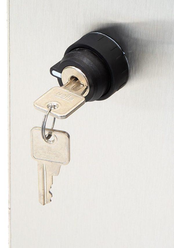 llave maquina para tapa