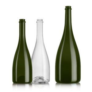 Muestra Botellas Espumantes