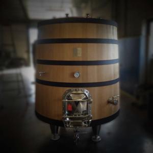 Tinas tronconicas de fermentación